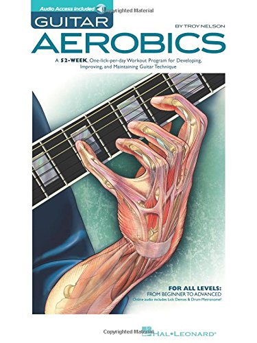 one of the best guitar theory books is guitar aerobics