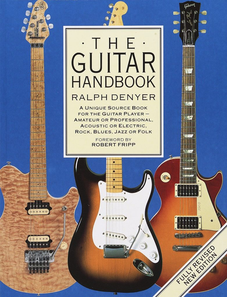 best guitar theory books