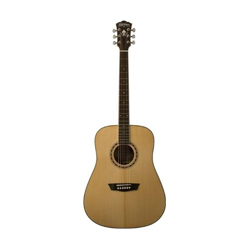 Washburn WD10S review : low action acoustic guitar?