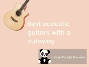 cutaway guitars