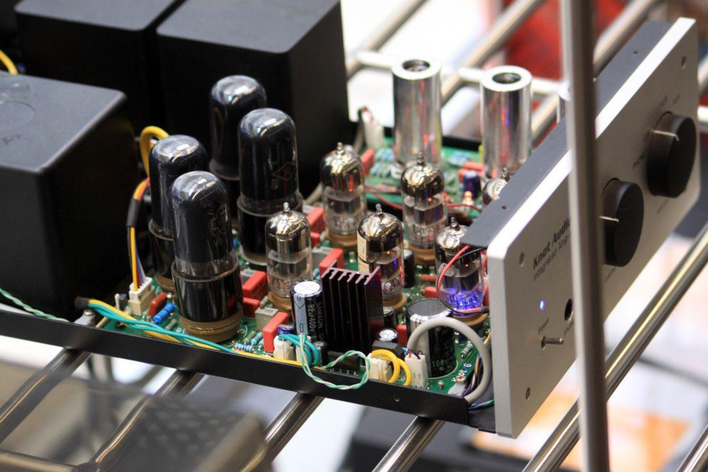 Tube Amp technology