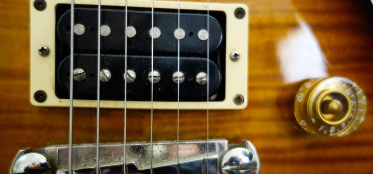 guitar rust on pickups